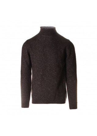 MEN'S CLOTHING KNITWEAR GREY DANIELE FIESOLI