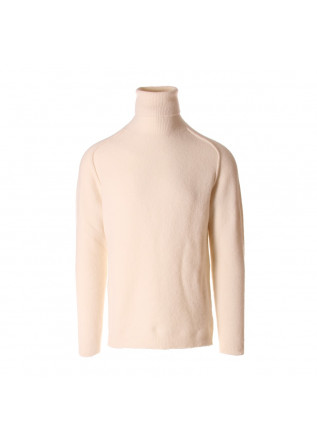MEN'S CLOTHING KNITWEAR WHITE DANIELE FIESOLI