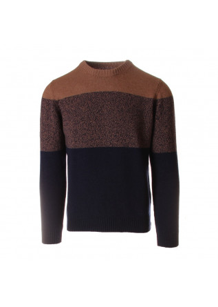 MEN'S CLOTHING KNITWEAR BROWN JURTA