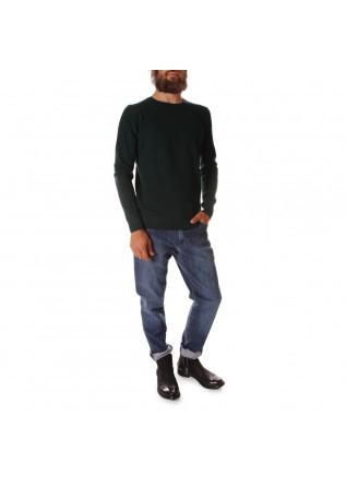 MEN'S CLOTHING KNITWEAR GREEN JURTA