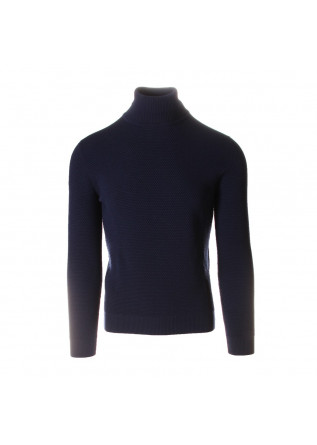 MEN'S CLOTHING KNITWEAR BLUE JURTA