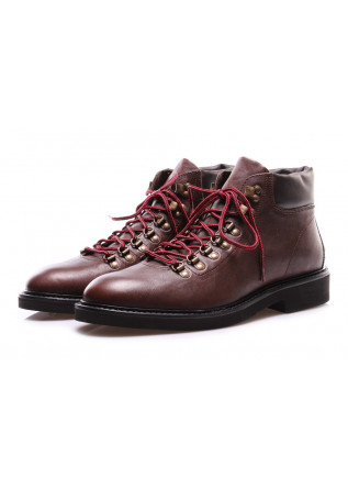 MEN'S SHOES BOOTS BROWN MANOVIA 52