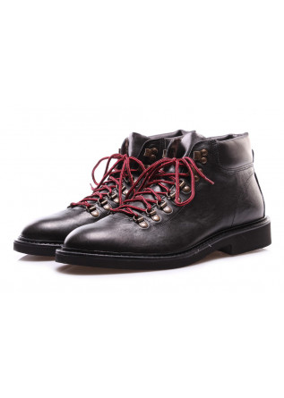 MEN'S SHOES BOOTS BLACK MANOVIA 52