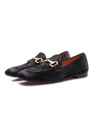 WOMEN'S SHOES FLAT SHOES BLACK MARA BINI