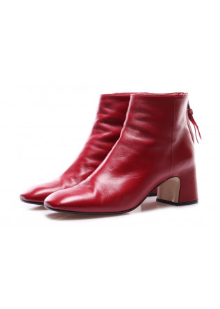 WOMEN'S SHOES BOOTS RED MARA BINI