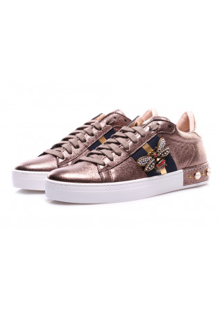 WOMEN'S SHOES SNEAKERS BRONZE STOKTON