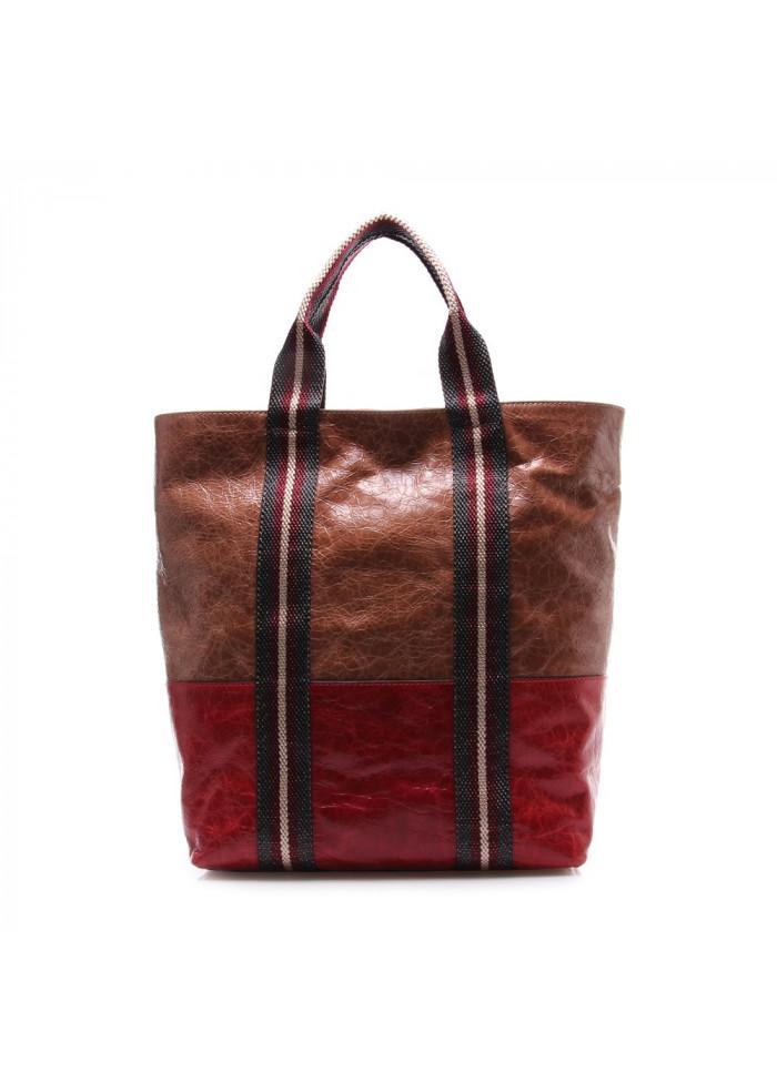 760280071a Womens bags bag shopping red brown gianni chiarini jpg 680x680 Shopping bag  chiarini