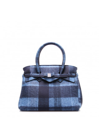 BORSE DONNA BORSE BLU SAVE MY BAG