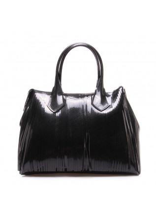 WOMEN'S BAGS BAGS BLACK GUM CHIARINI