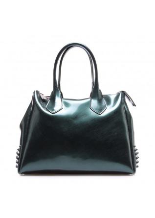 WOMEN'S BAGS BAGS GREEN GUM CHIARINI
