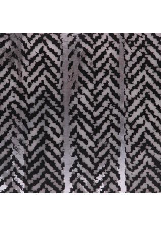 DAMENTASCHEN POCHETTE PVC SILBER / MEHRFARBIG GUM CHIARINI