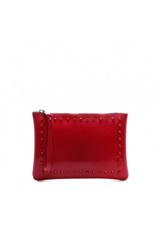 WOMEN'S BAGS CLUTCHES RED GUM CHIARINI