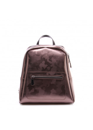 WOMEN'S BAGS BACKPACKS BROWN GUM CHIARINI