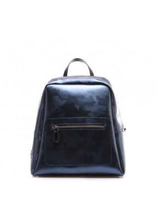 WOMEN'S BAGS BACKPACKS BLUE GUM CHIARINI
