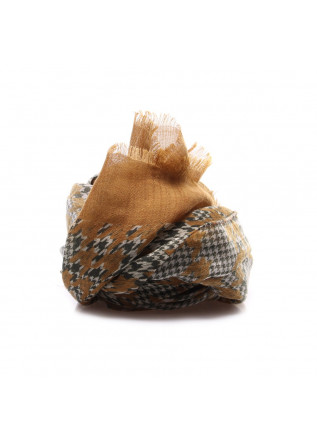 MEN'S ACESSORIES  SCARVES & WRAPS BROWN DANDY STREET