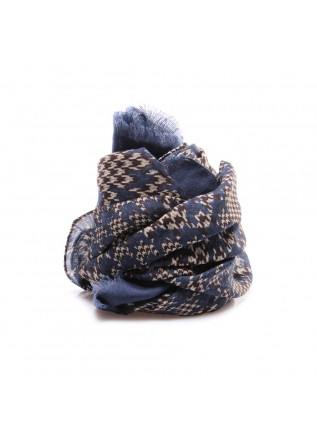MEN'S ACESSORIES SCARVES & WRAPS BLUE DANDY STREET