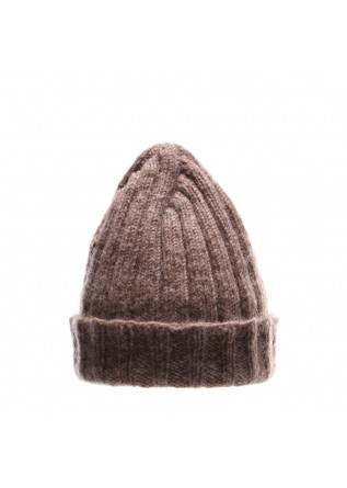 WOMEN'S ACCESSORIES  HATS BROWN MYSSY
