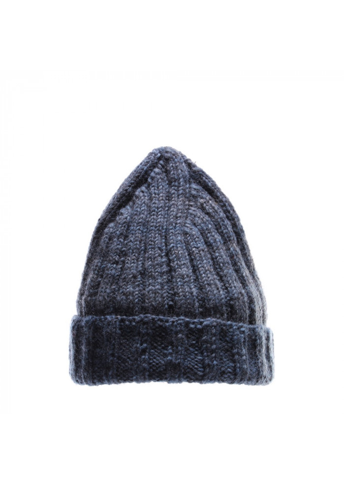 WOMEN'S ACCESSORIES HAT WOOL AVIO BLUE MYSSY