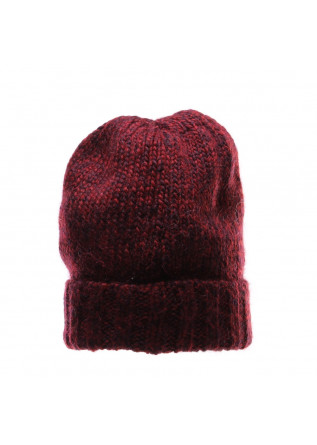 MEN'S ACESSORIES HATS BORDEAUX WOOL & CO