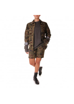 UNISEX CLOTHING JACKET MILITARY GREEN WRAD