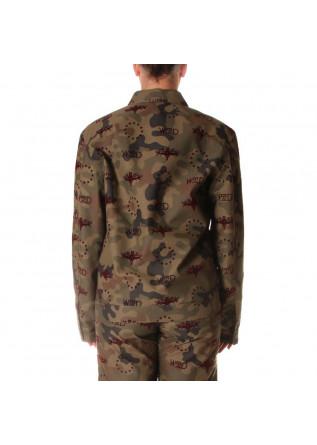 UNISEX CLOTHING JACKET MILITARY GREEN WRAD