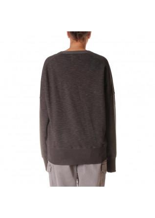 UNISEX CLOTHING JACKET ORGANIC COTTON LOGO GREY WRAD