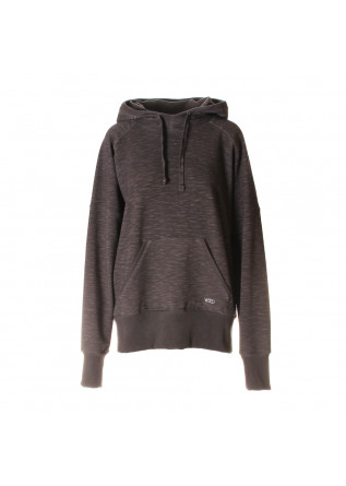 UNISEX CLOTHING SWEATSHIRT ORGANIC COTTON GREY WRAD