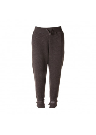 UNISEX CLOTHING TROUSERS ORGANIC COTTON GREY WRAD
