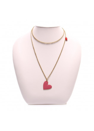 WOMEN'S ACCESSORIES  NECKLACES PINK UNIQUE