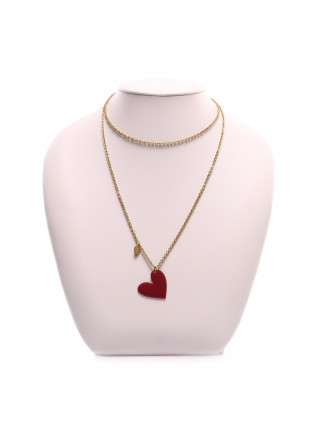 ACCESSORI DONNA COLLANE ROSSO UNIQUE