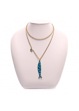 WOMEN'S ACCESSORIES  NECKLACES BLUE UNIQUE