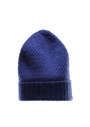 MEN'S ACESSORIES HATS BLUE DANIELE FIESOLI