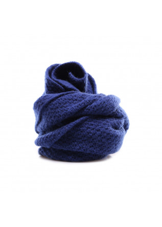 MEN'S ACESSORIES SCARVES & WRAPS BLUE DANIELE FIESOLI