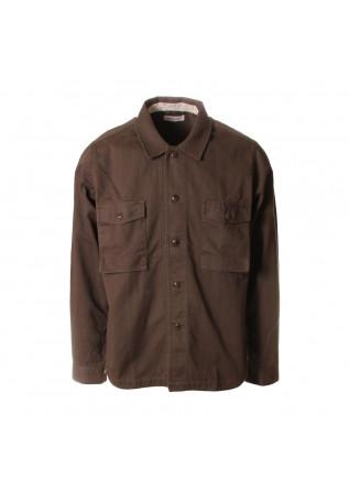 MEN'S CLOTHING SHIRT GREEN TINTORIA MATTEI 954