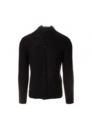 MEN'S CLOTHING KNITWEAR BLACK OFFICINA36