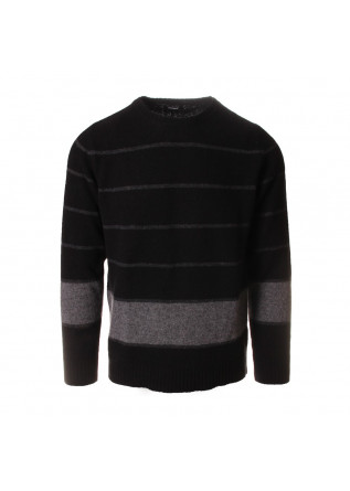 MEN'S CLOTHING KNITWEAR GREY OFFICINA36