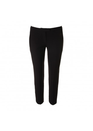 WOMEN'S CLOTHING TROUSERS BLACK MERCI