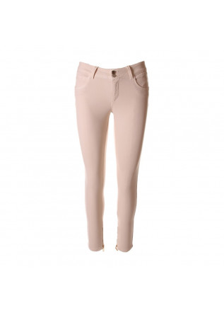 WOMEN'S CLOTHING TROUSERS BEIGE KOCCA