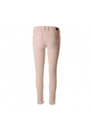 WOMEN'S CLOTHING TROUSERS HIGH WAIST BEIGE KOCCA
