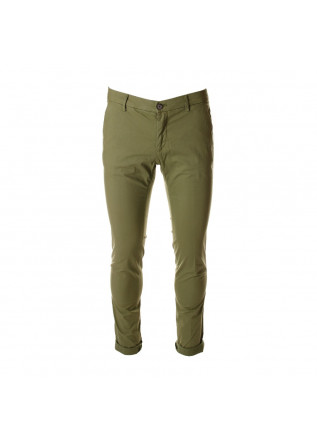MEN'S CLOTHING TROUSERS GREEN MASON'S