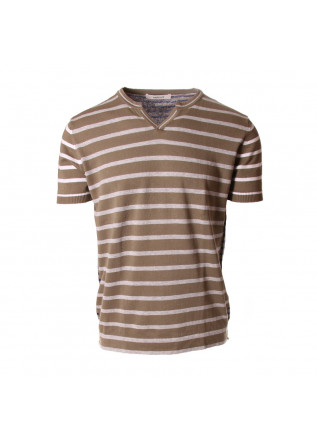 MEN'S CLOTHING T-SHIRTS GREEN WOOL & CO