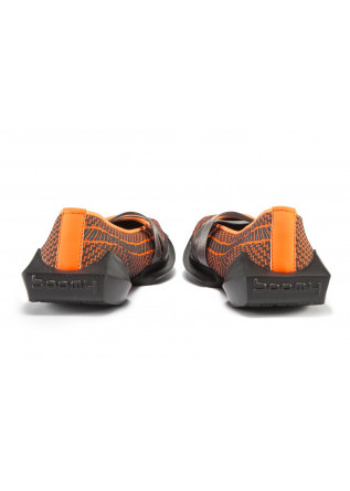 WOMEN'S SHOES FLAT SHOES ORANGE FLUORESCENT BLACK GRAY BOOMY