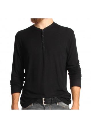MEN'S CLOTHING KNITWEAR BLACK DANIELE FIESOLI