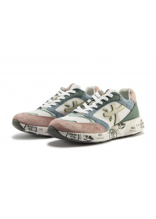 WOMEN'S SHOES SNEAKERS LIGHT BLUE PREMIATA