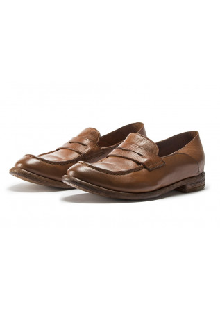 WOMEN'S SHOES FLAT SHOES BROWN OFFICINE CREATIVE
