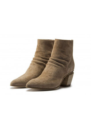 WOMEN'S SHOES BOOTS BEIGE OFFICINE CREATIVE