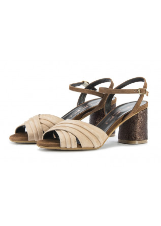 WOMEN'S SHOES SANDALS BEIGE TIFFI