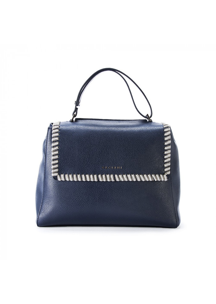 WOMEN'S BAGS BAGS BLUE ORCIANI
