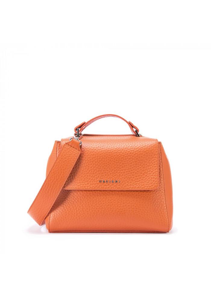 A Arancione Donna Mano Pelle Martellata Orciani Borse Borsa 2EH9DI
