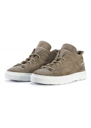 MEN'S SHOES SNEAKERS BROWN MOMA